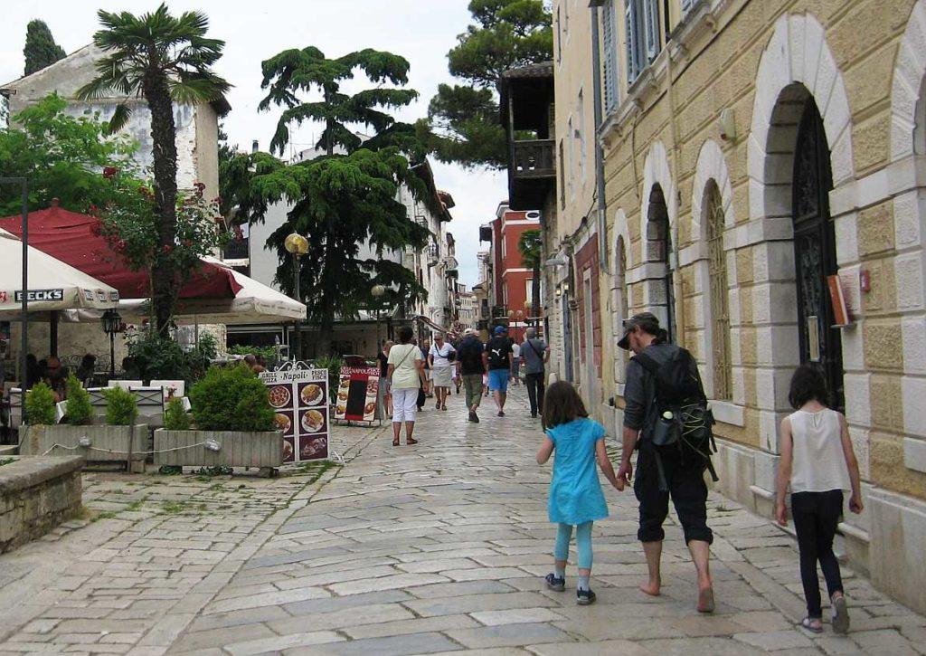 Ausflug nach Poreč