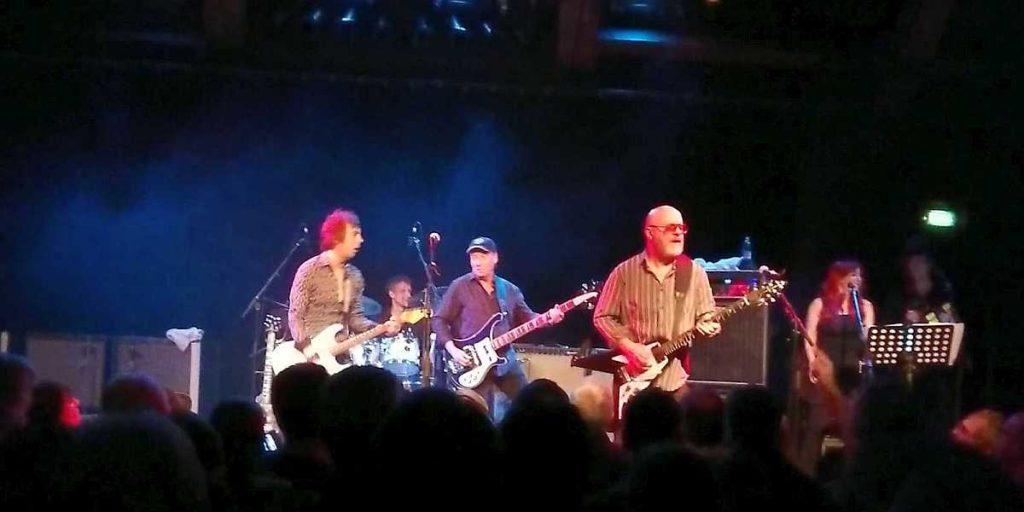 Wishbone Ash im Ampere in München