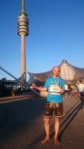 Firmenlauf im Münchener Olympiapark