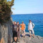 Die Glorreichen Vier von der Insel