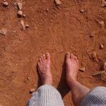 Weicher Sand war leider die Ausnahme