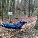 Abhängen im Wald...